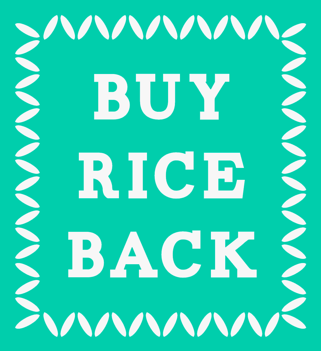 Buy rice back