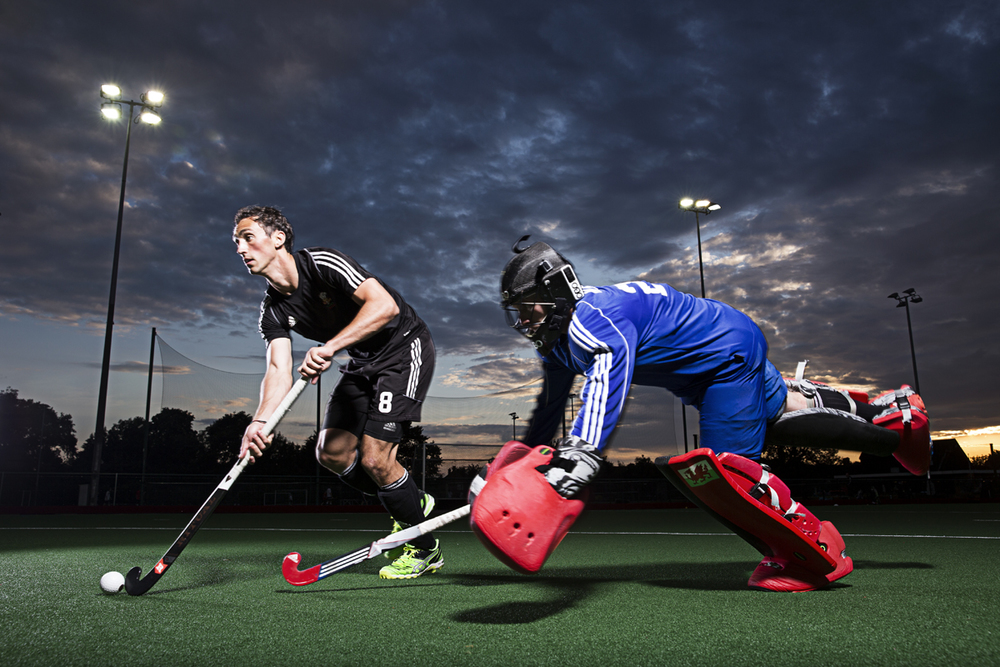 Lewis Prosser, Wales Hockey, Ritual Hockey