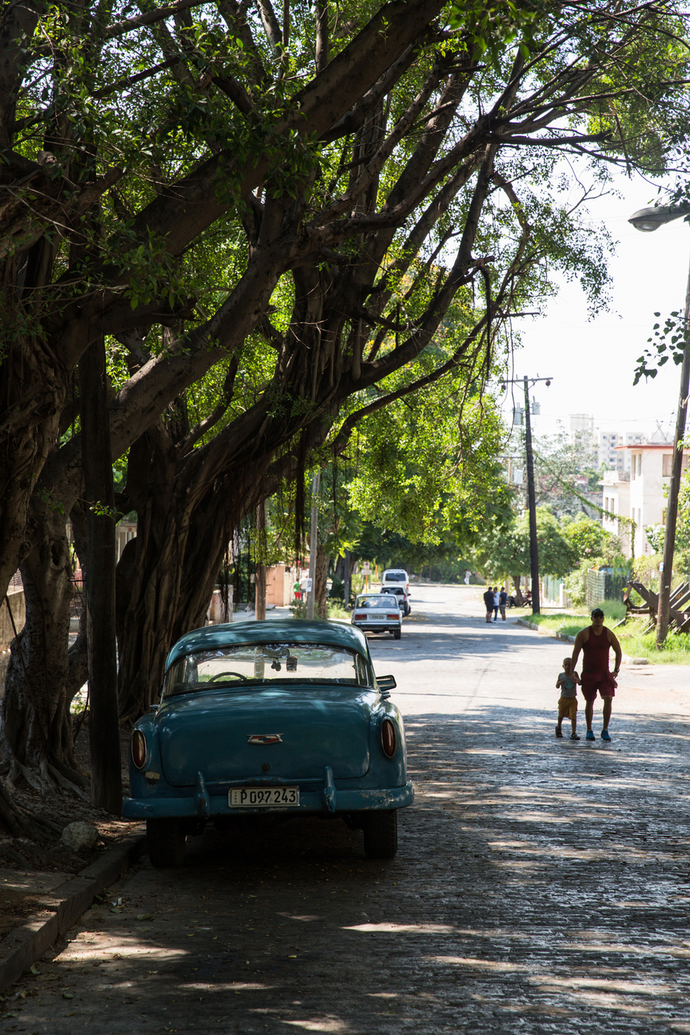 Father & Son. Havana, Cuba, August 2015.