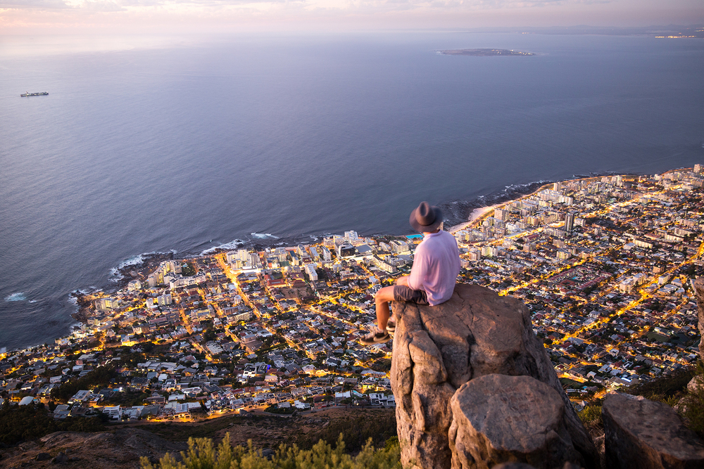 Lion's Head Cape Town South Africa