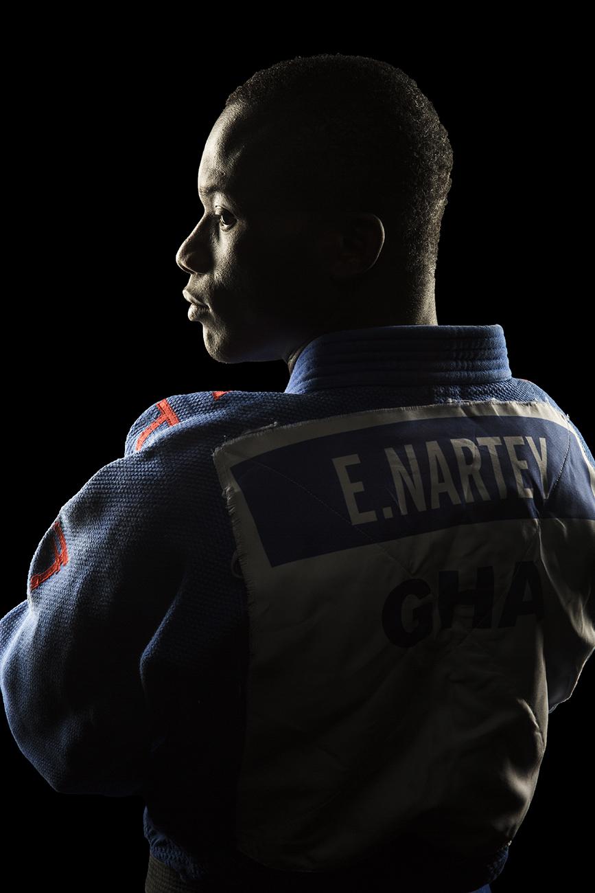 Emmanuel Nartey | Ghana Judo