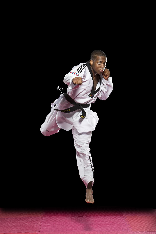 Lutalo Muhammad | GB Taekwondo
