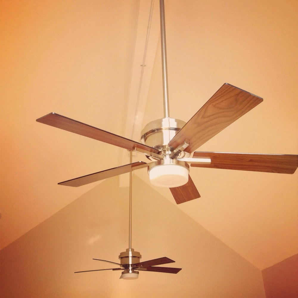 New Ceiling Fan Install