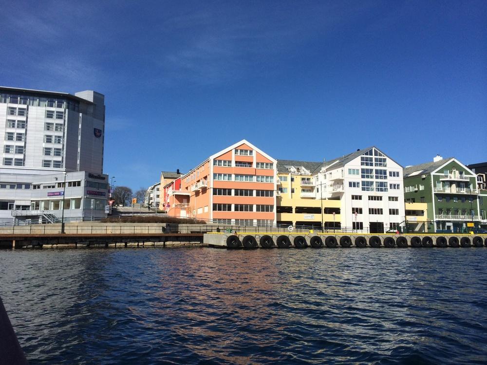 Havna i Kristiansund