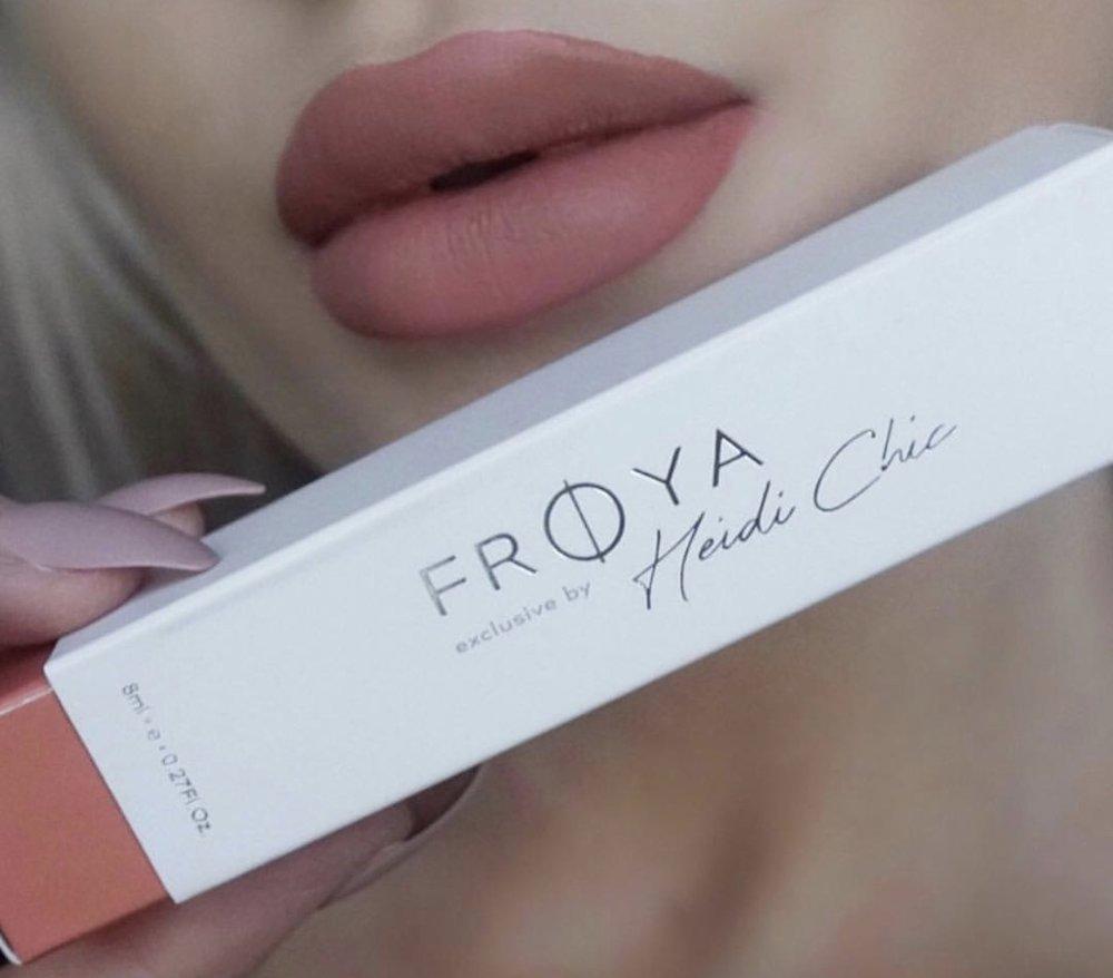 Frøya Cosmetics, Stinas Frisørverden