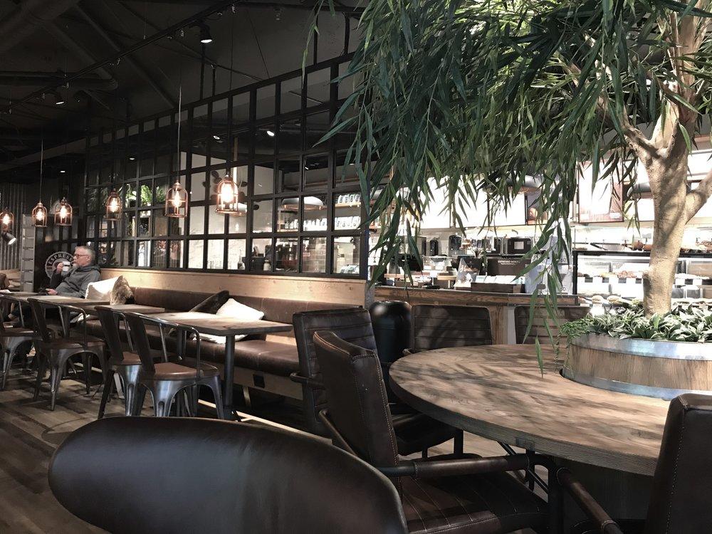 EspressoHouse, Kvadrat