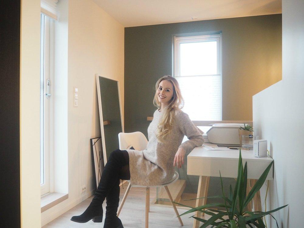 "Intervju med Tidens Krav om hus, hjem og interiør og pågående instagramkonkurransen ""norgesbesteinsta"""