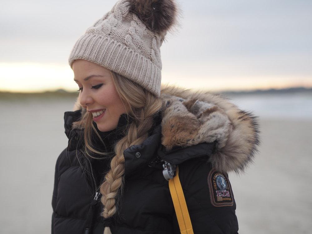 Sola stranden i november, Stavanger