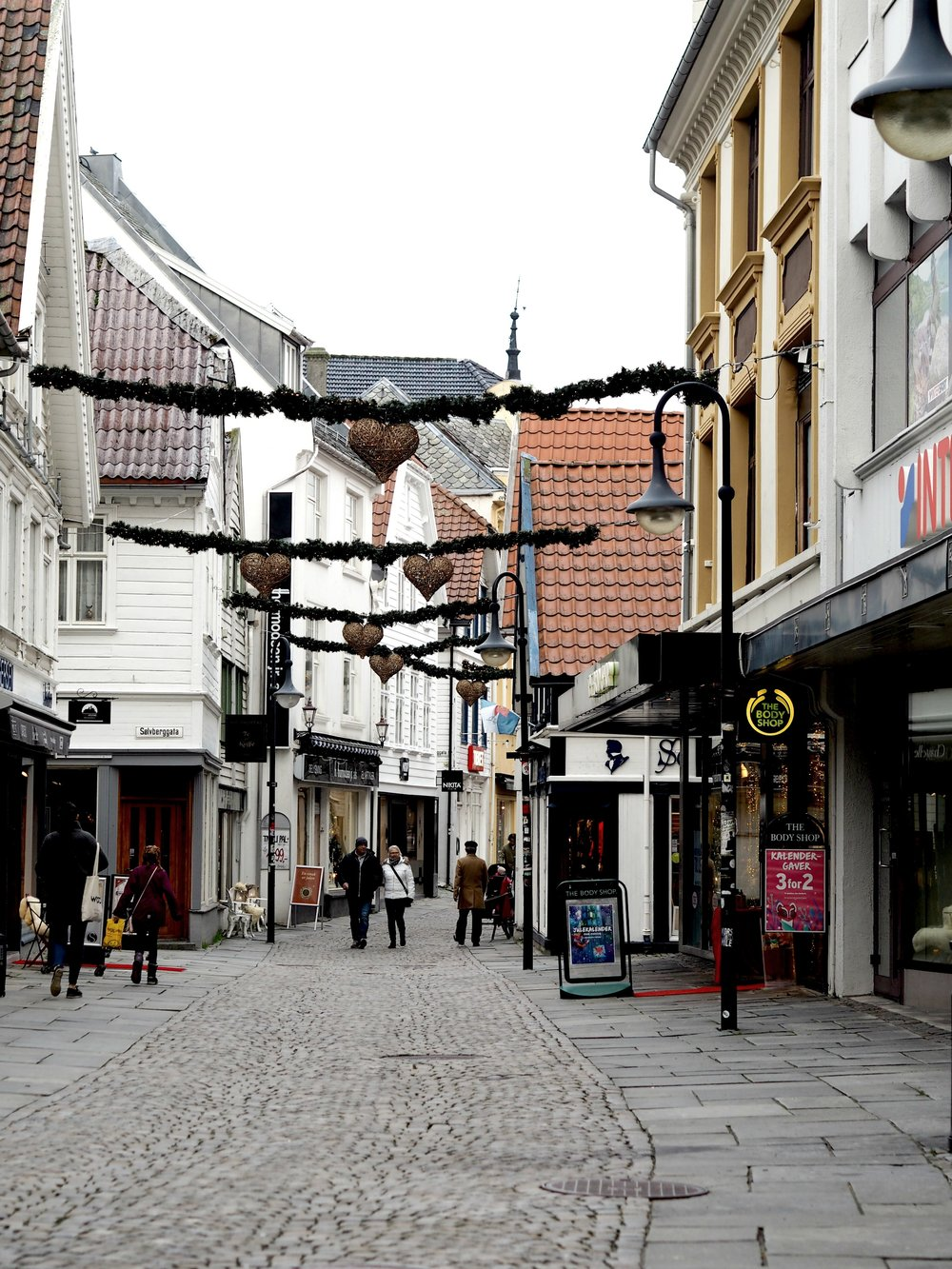Stavanger by, gamlebyen