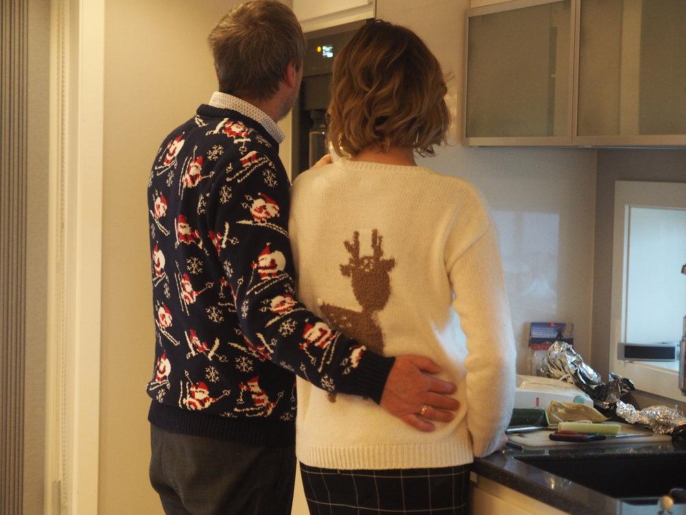 Christmassweater fra Match