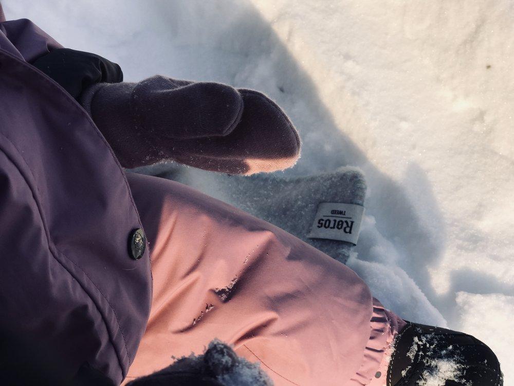 ullpledd fra Røros Tweed