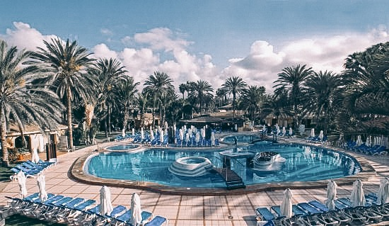 Miamivibes på Gran Canaria. Suites and Villas by Dunas (ex Dunas Suites and Villas)