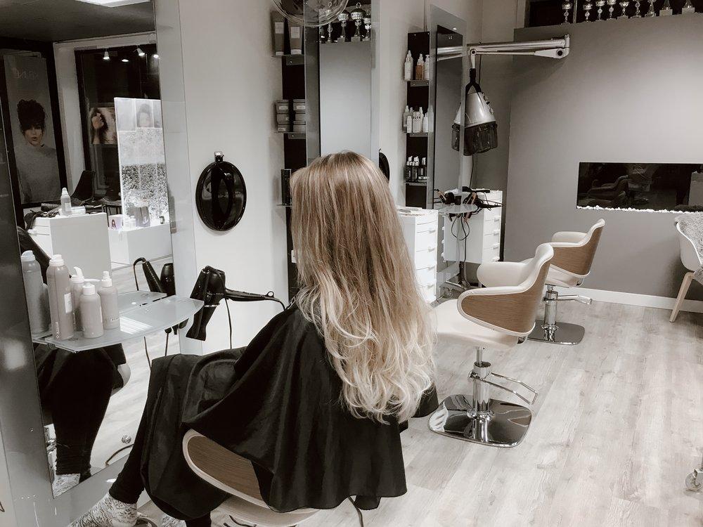 Stinas frisørverden