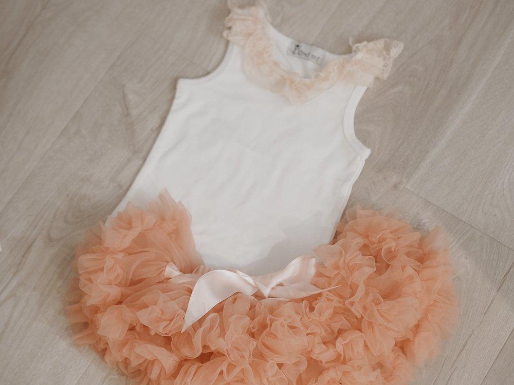 babygirl outfit, ballerina skjørt