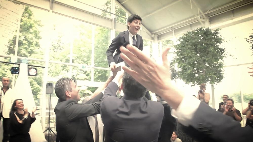 Bar mitsvah de sacha film de mariage cin matographique for Chalom traiteur