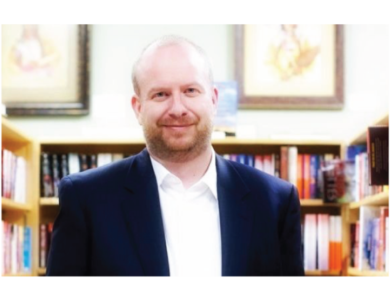 Brad Flickinger Classroom Tech Badges