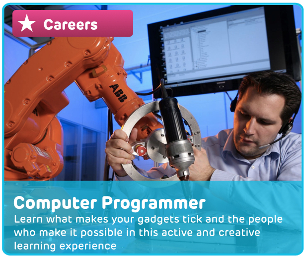 Career: Computer Programmer Digital Activity