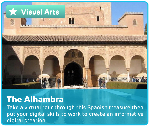 The Alhambra Digital Activity