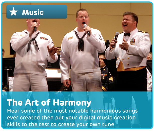 Musical Harmony Digital Experience