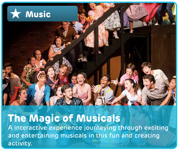 Musicals Digital Activity
