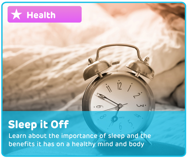 Healthy Sleeping Habits Digital Acitivity