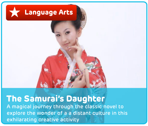 The Samurai's Daughter Digital Activity