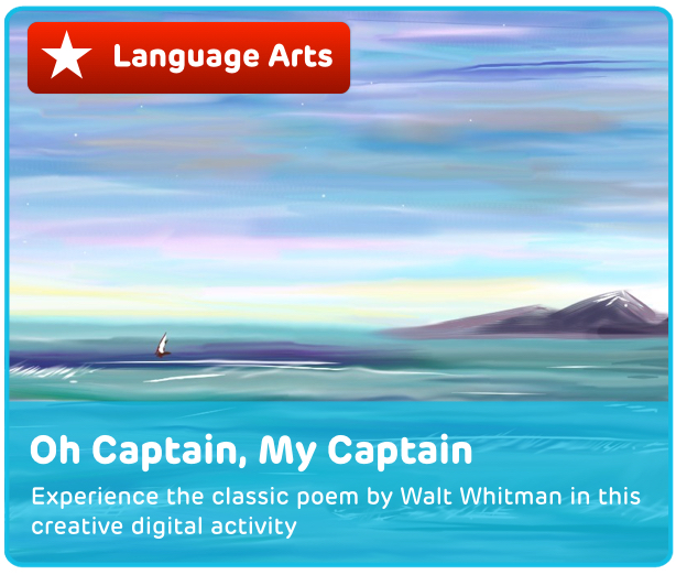 Oh Captain, My Captain Digital Activity