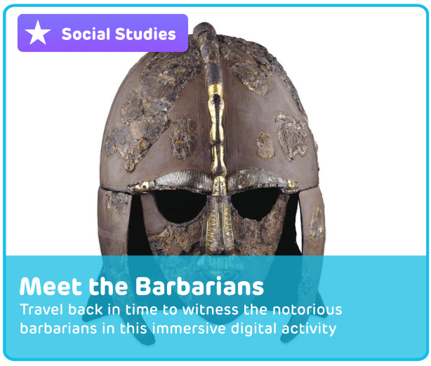 Barbarians Digital Activity