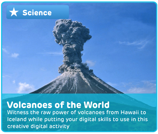 Volcano Digital Activity