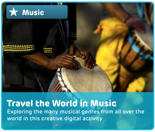 World Music Digital Activity