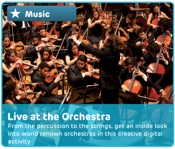 Orchestra Digital Activity