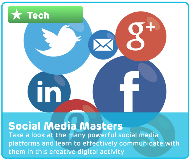 Social Media Digital Learning Activity