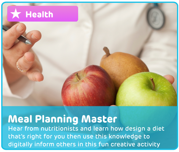 Healthy Diet Digital Activity