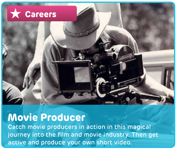 Career: Movie Producer Digital Activity