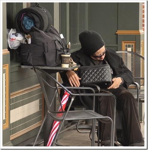Homeless woman Homewood-5107