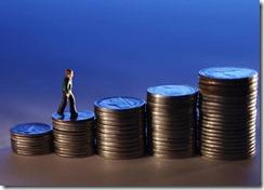 Money coins wealth