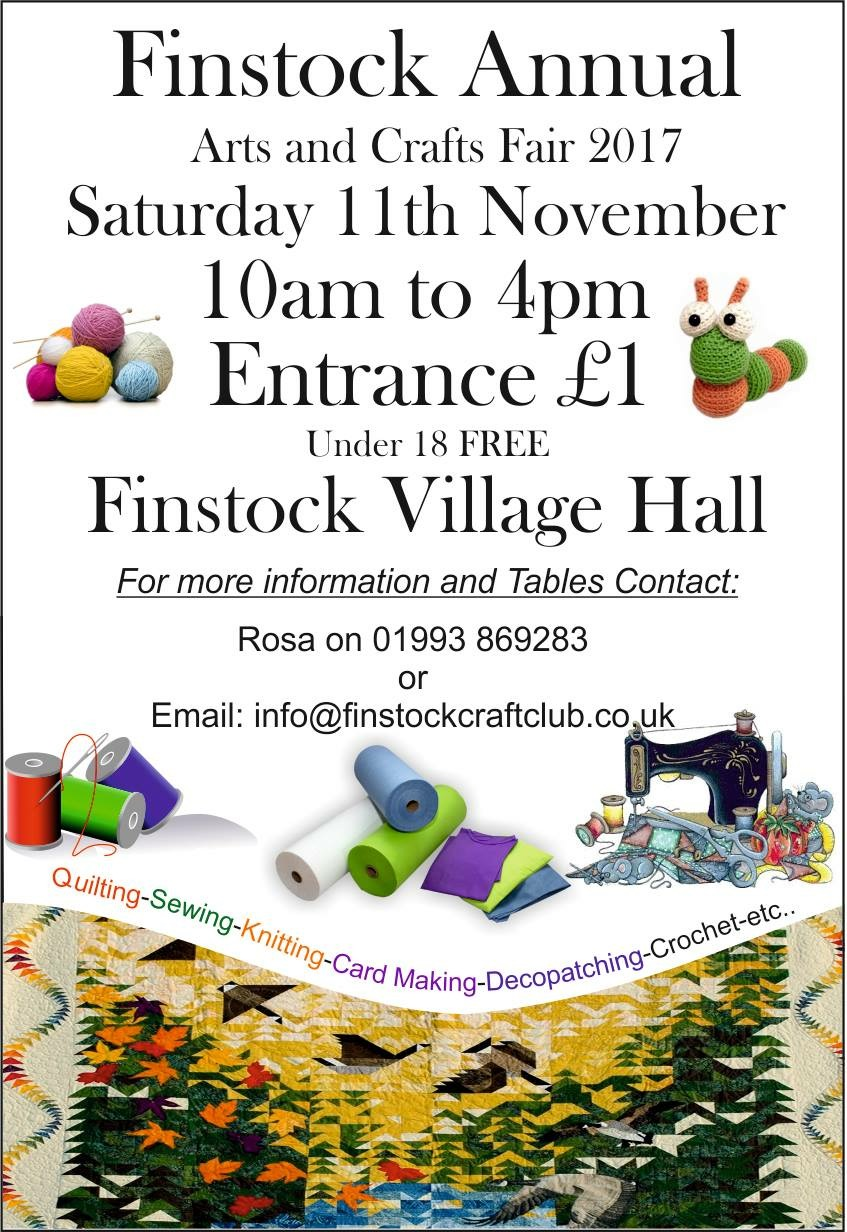 finstock arts crafts fair 2017.JPG