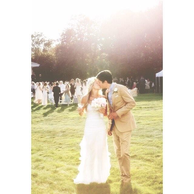 A little #tbt from my own wedding day... #bride #bridetobe #wedding