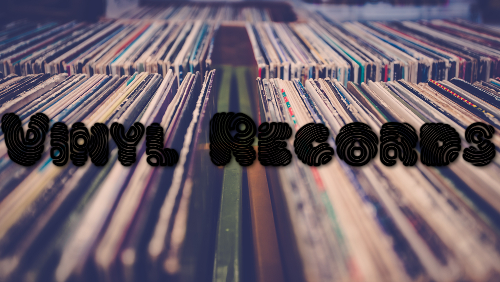 If you love the sound of vinyl in the morning check out our selection.