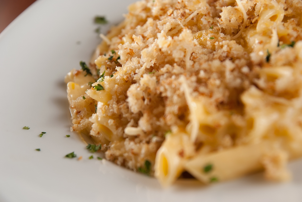 Truffle Mac and Cheese from Union Kitchen.