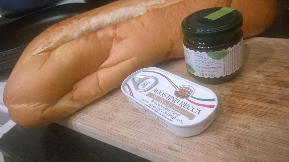Italian picnic components