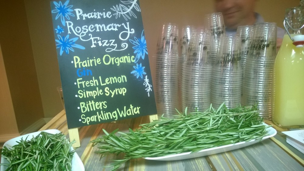 Prairie Organic at Tales of the Cocktail