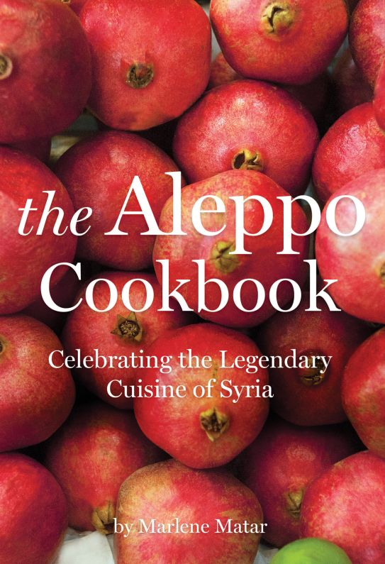Let's see where this leads me. Probably to cooking more Syrian food. Duh.