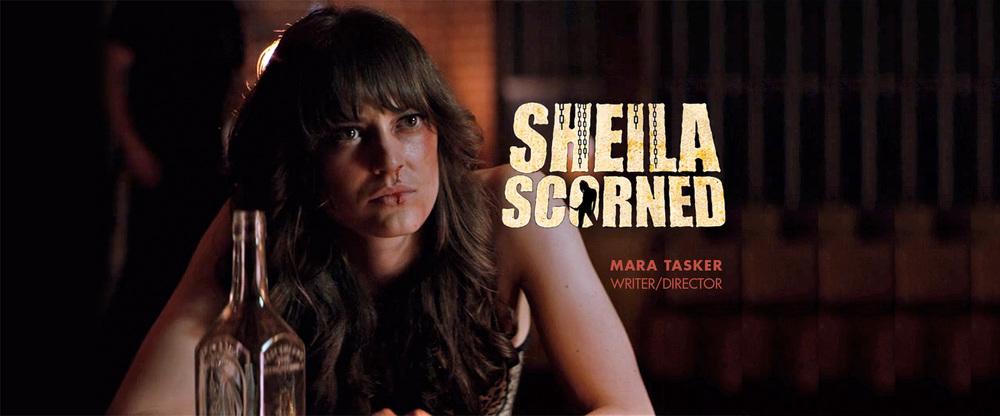 SHEILA SCORNED
