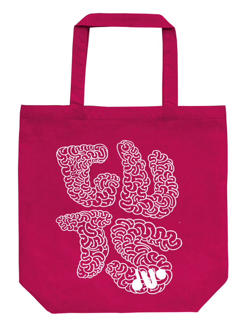 Shopping Bag - Silkscreen