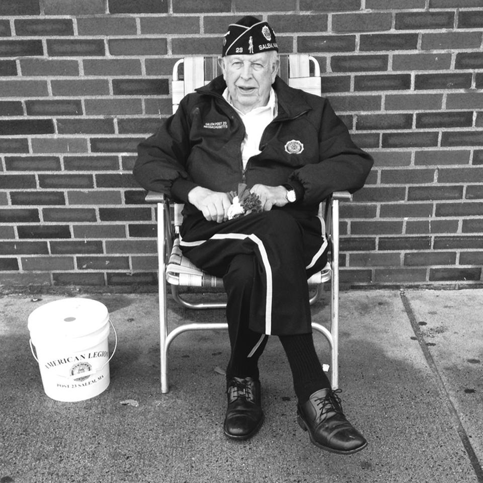 Douglas Saibin | Korean War Vet
