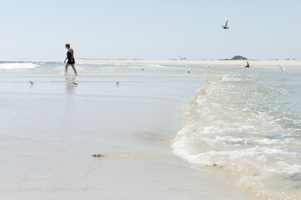 the tide swirl, holgate. long beach island | 2015
