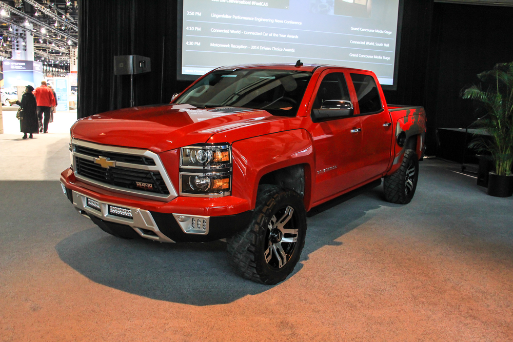 2015 Chevy Reaper Engine