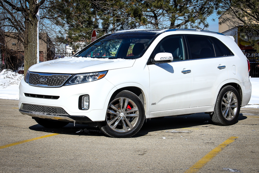 Good 2014 Kia Sorento SX Limited AWD
