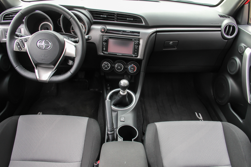 2014 Scion Tc Trd Edition The Chavez Report